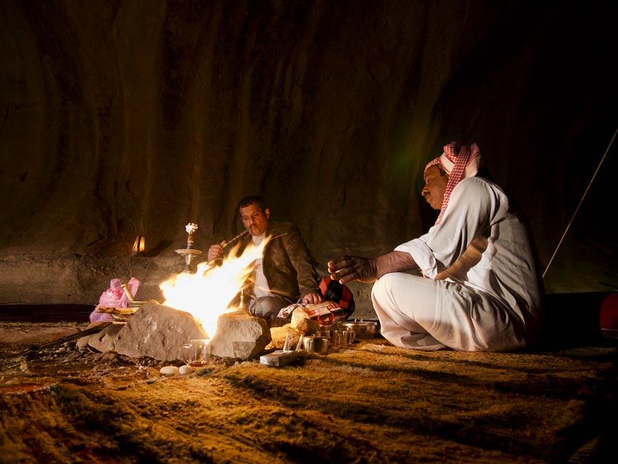 Wadi Rum bedoeien