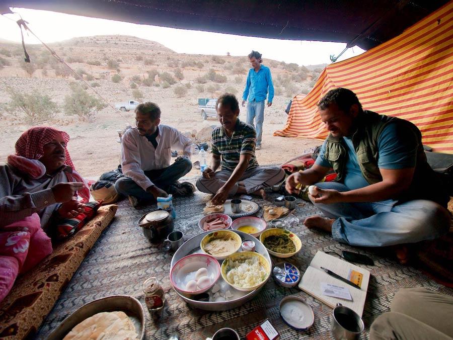 Wadi Rum gastvrijheid bedoeinen
