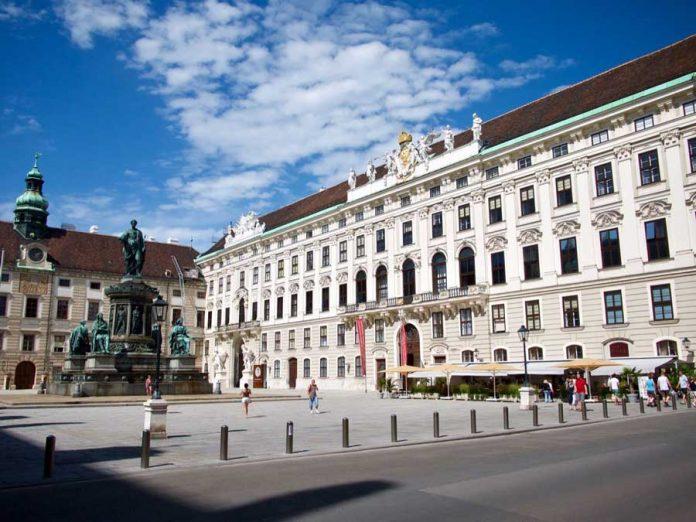 Wenen tips Hofburg paleis Sissi