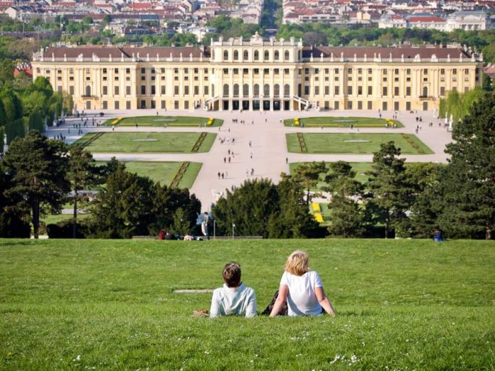 Wenen tips Schonbrunn paleis