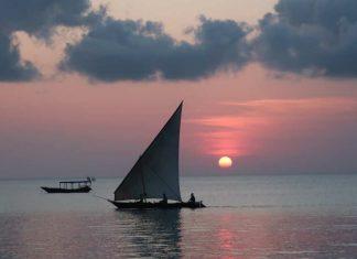 Zanzibar eiland