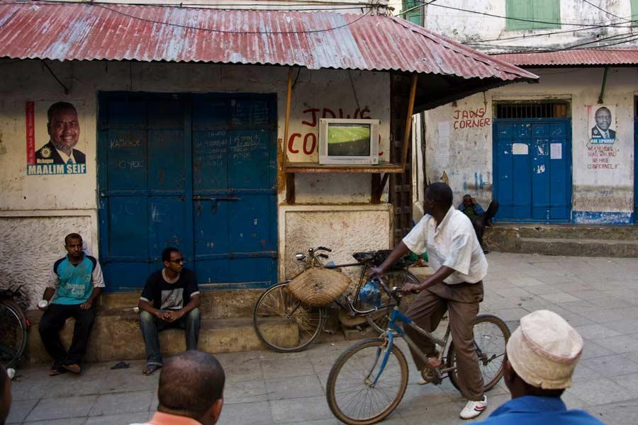 Zanzibar hoofdstad Stone Town