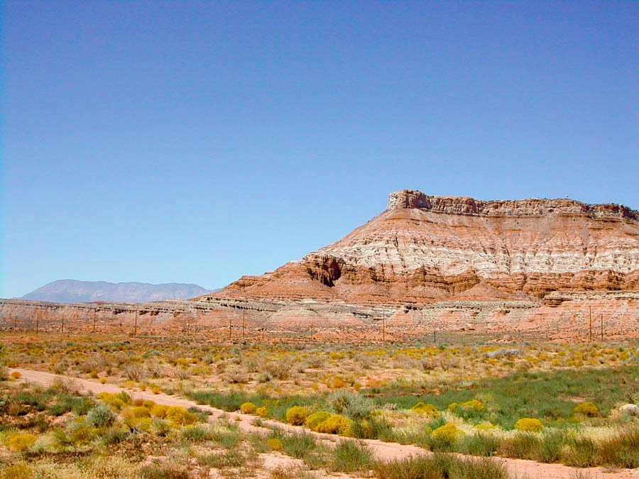 camperreis amerika Arizona