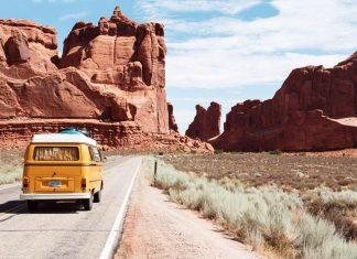 goedkope camperreis Amerika vanuit Las Vegas