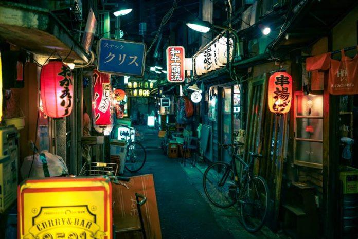 stedentrip tokyo historische wijken