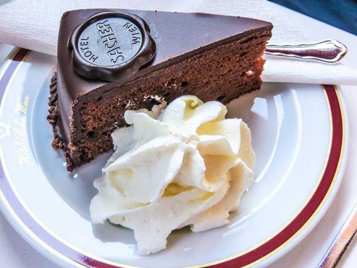 wenen tips sacher torte