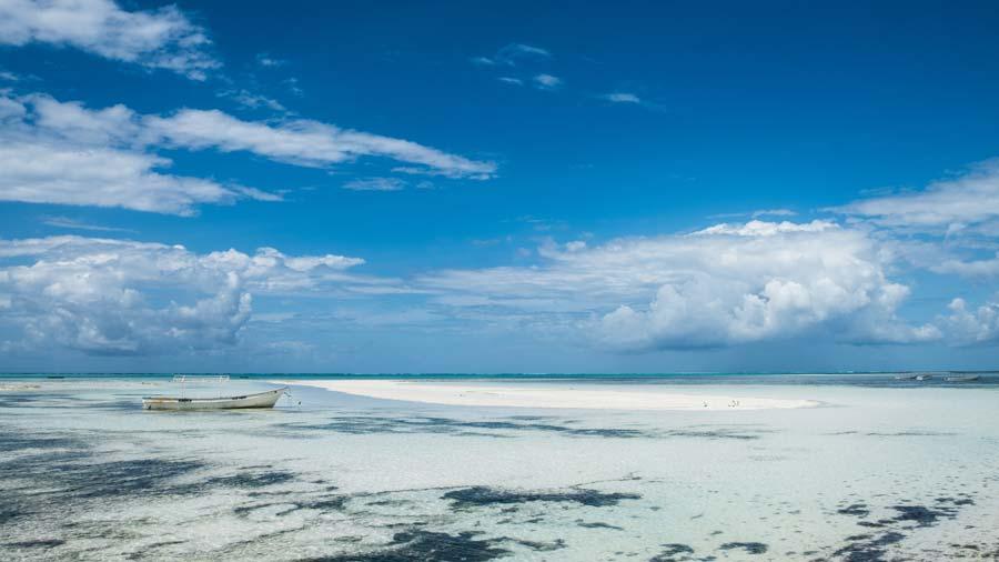 Zanzibar strandbestemming