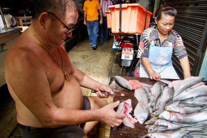 Bangkok tips Chinatown