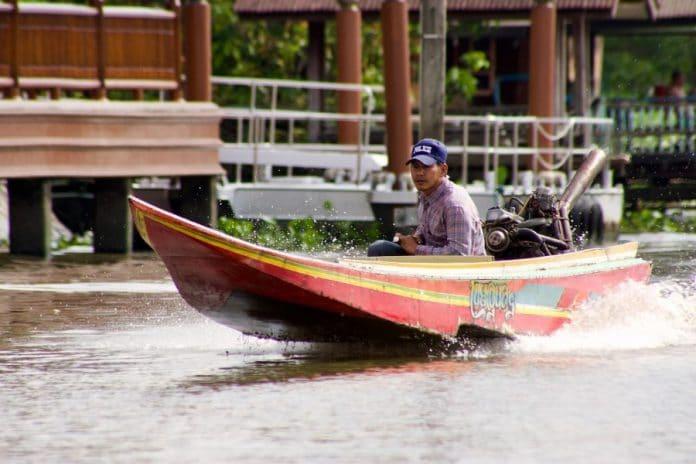 Bangkok tips boot tochtje