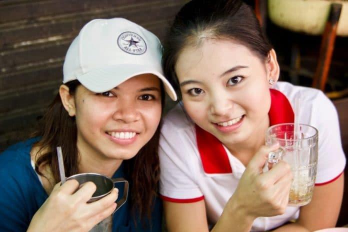 Bangkok tips markten