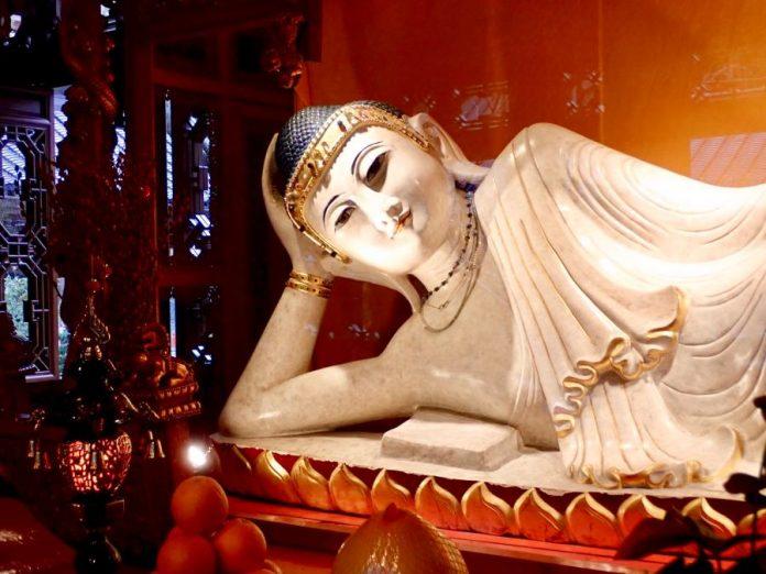 Shanghai Jade Buddha tempel