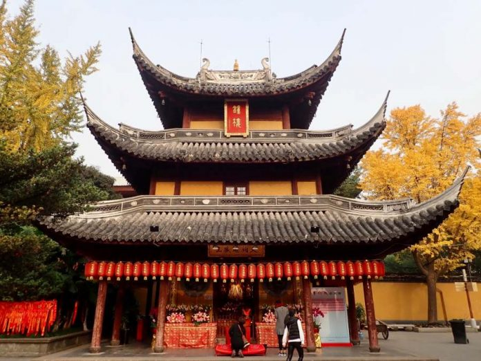 Shanghai Longhua tempel