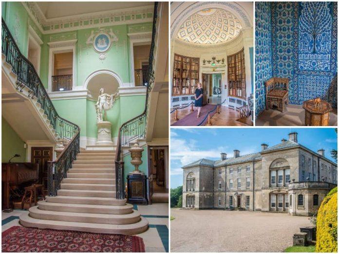 Sledmere House bezoeken East Yorkshire