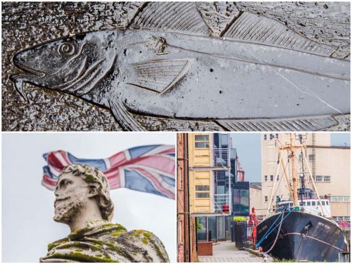 Hull Engeland bezienswaardigheden Fish Trail