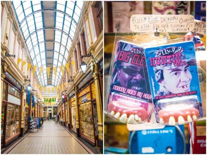 Hull Engeland bezienswaardigheden Hepworth's Arcade