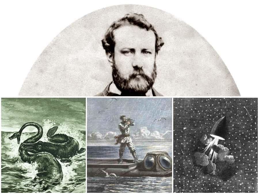 Jules Verne in Amiens