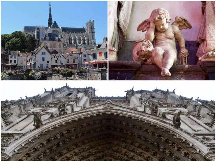 amiens jules verne Katherdraal Amiens bezoeken