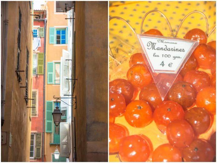 Vieille Ville in Nice Matisse