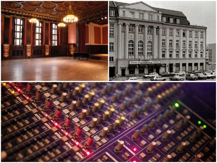 David Bowie nam Berlijnse trilogie op in Hansa Studios
