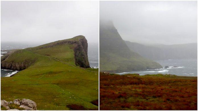 Neist Point coll Isle of Skye