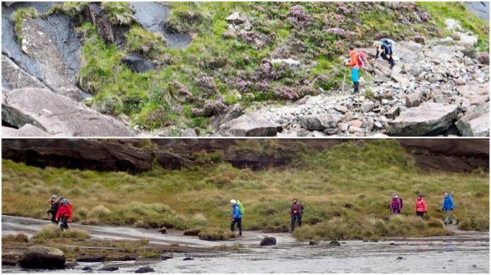 Isle of Skye wandelen