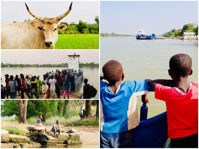 Bezoek binnenland tijdens vakantie naar Gambia
