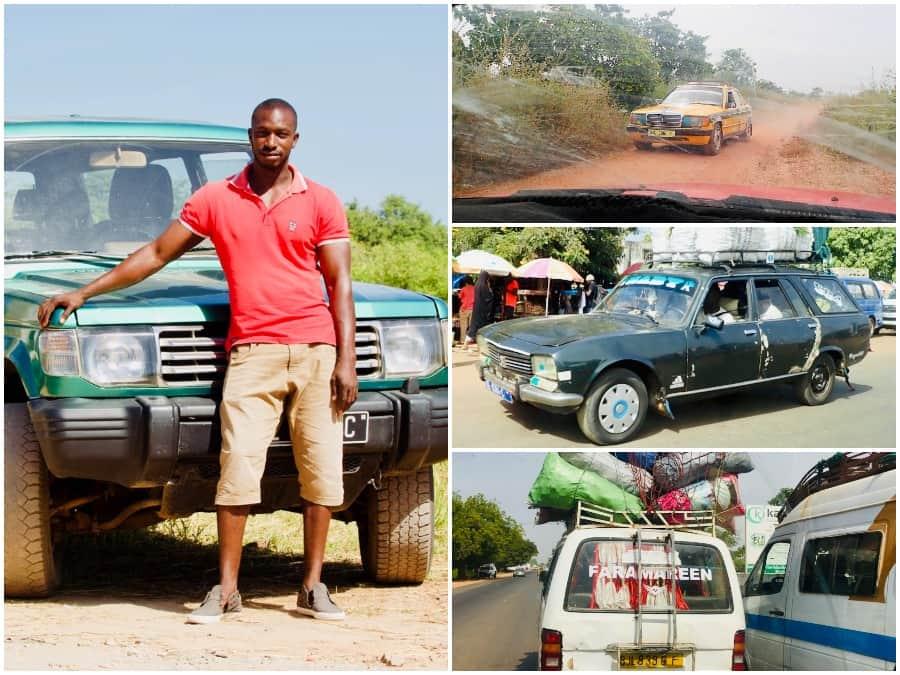 Vakantie naar Gambia vervoer